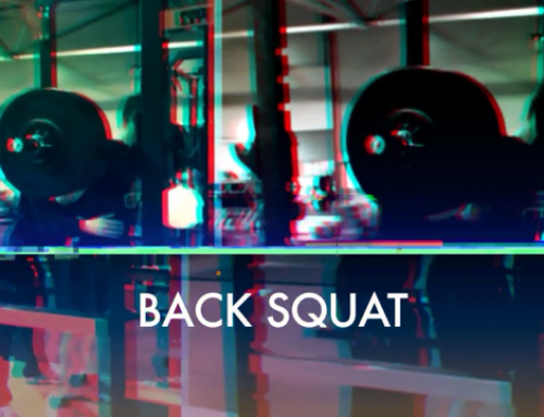 How to do a Low Bar Back Squat