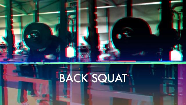 Back Squat ; How often should I Back Squat