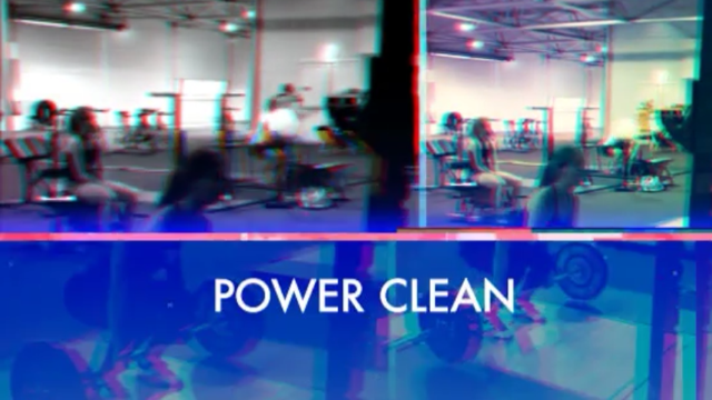 Power Clean Power Cleans