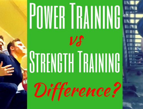 Power Training vs Strength Training – what is the difference between Strength Training and Power Training?