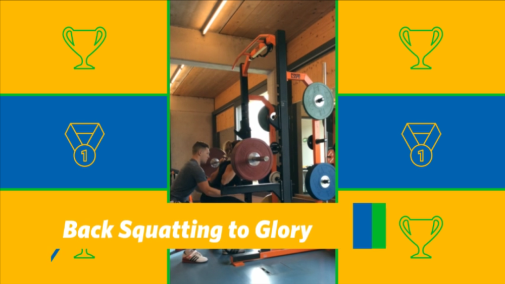 Back Squat, Back Squats, Strength Training
