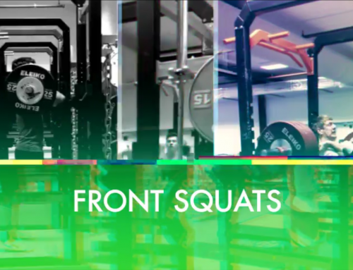 How much should I be able to Front Squat