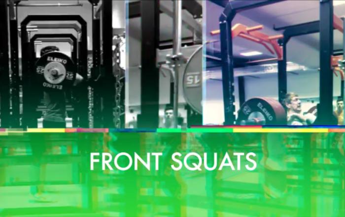 Front Squat Front Squats Front Squat vs Back Squat