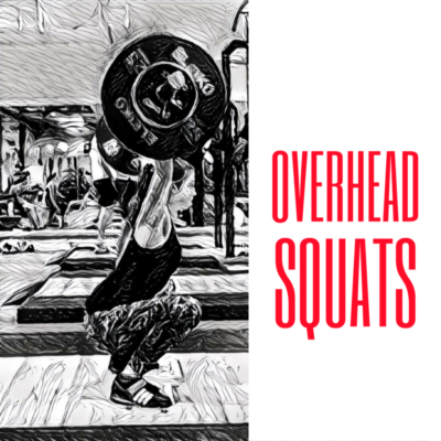 how to improve overhead squat how much should i overhead squat what muscles do overhead squats work what is the overhead squat good for what is the purpose of the overhead squat why overhead squat how to do overhead squat how much should i be able to overhead squat what is an overhead squat what is a good weight for overhead squat how to overhead squat what do overhead squats work