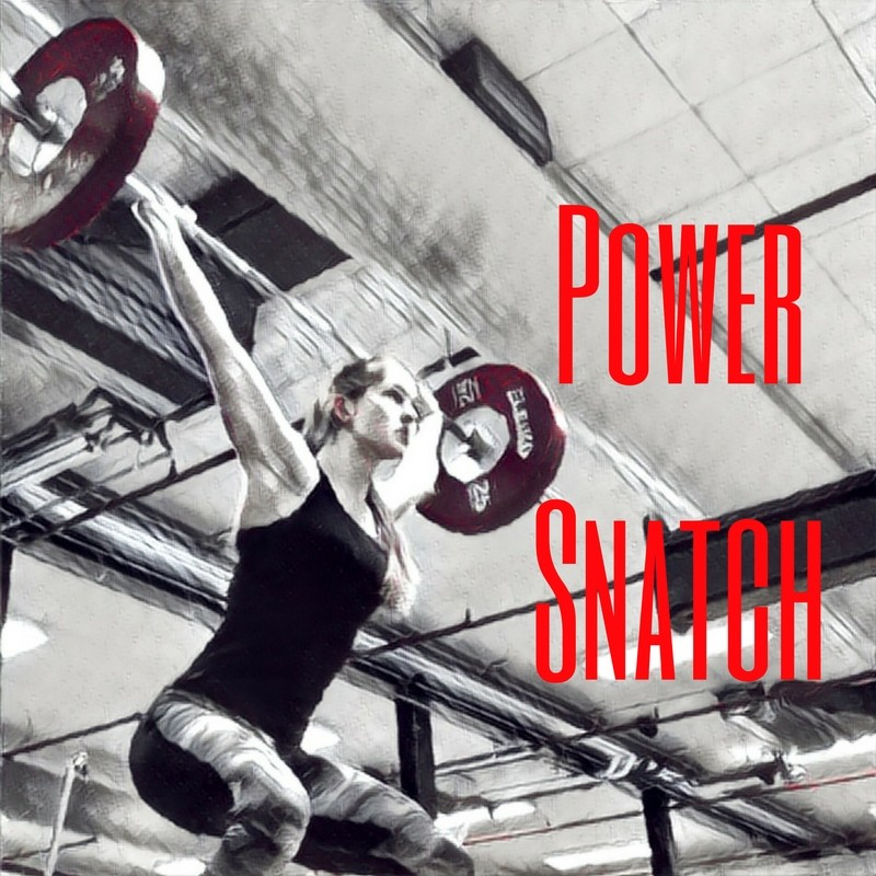 Power Snatch Hang Power Snatch Overhead Squat