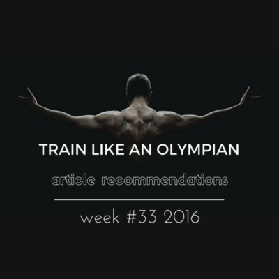 article recommendations week 33 2016 strength training