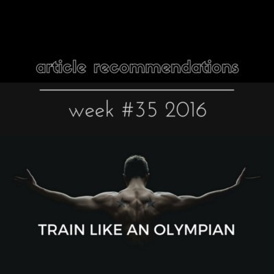 article recommendations week 35 2016 strength training