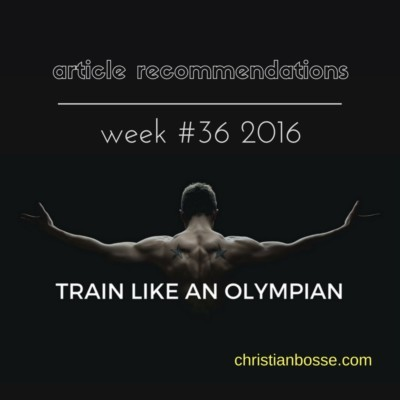 article recommendations week 36 2016 strength training