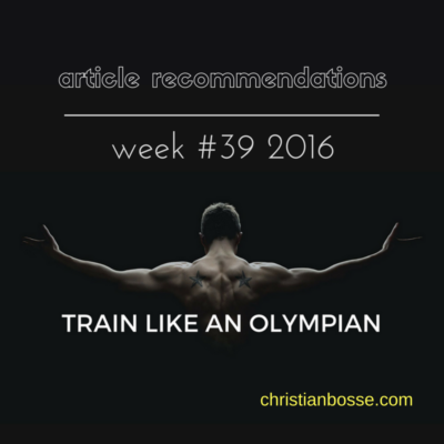 article recommendations week 39 2016 strength training