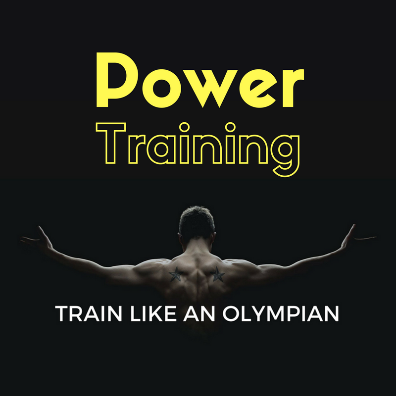 How many times a week should you do Power Training