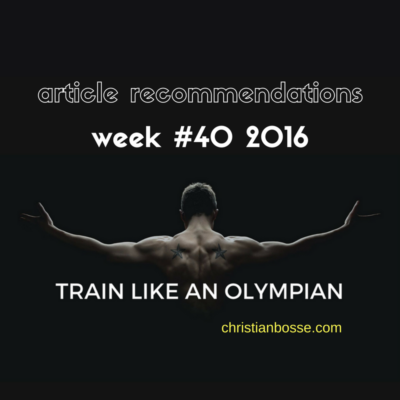 article recommendations week 40 2016 strength training
