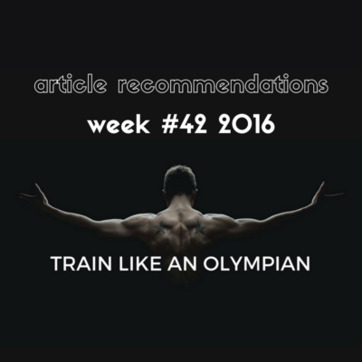 article recommendations week 42 2016 strength training