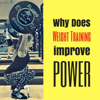 Power Training: Weight Training vs Power Training