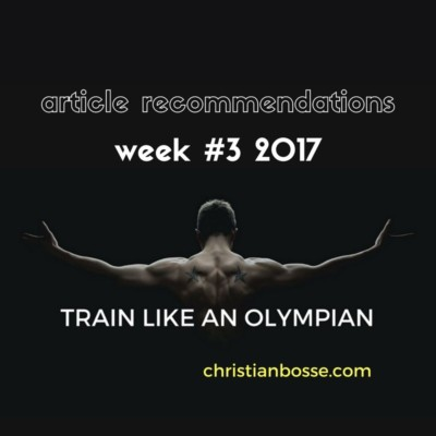 article recommendations week 3 2017 strength training
