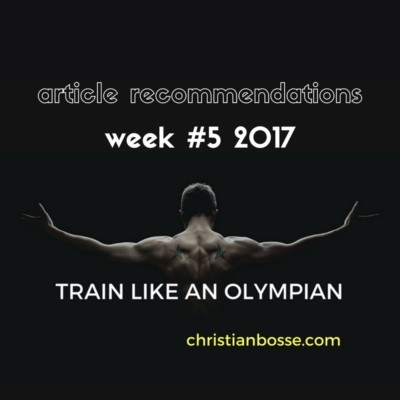 article recommendations week 5 2017 strength training