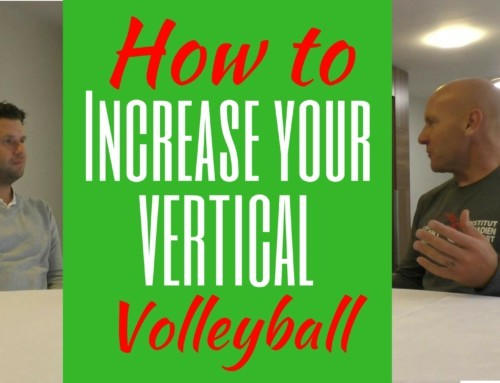 How to Increase Your Vertical Jump for Volleyball – an Interview with Dr. Jeremy Sheppard