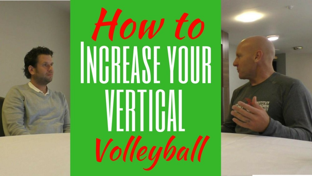 how to increase your vertical jump for volleyball u2013 an interview