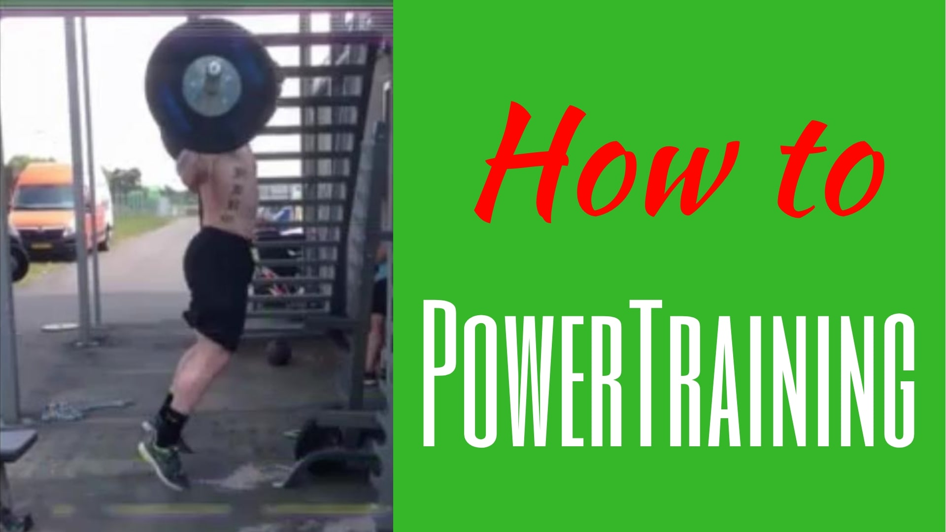 How to do Power Training How to perform Power Training