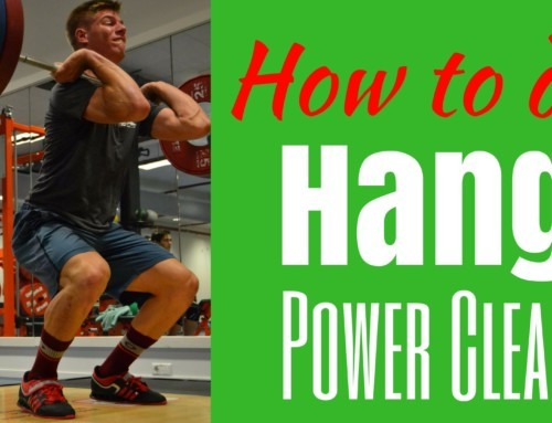 How to do a Hang Power Clean