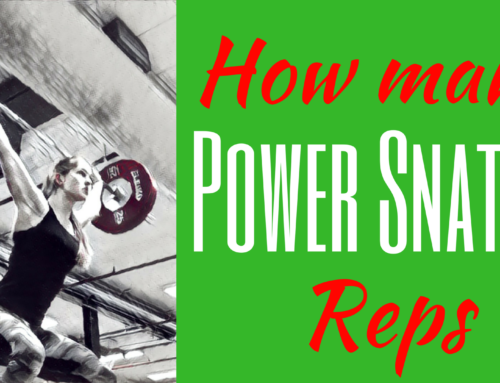 How many Power Snatch reps should you do?