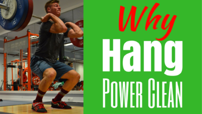 Hang Power Clean Benefits Why Hang Power Cleans