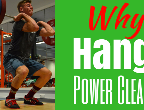 Why Hang Power Cleans? 3 Hang Power Clean benefits you might not know