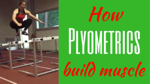 How Plyometrics build muscle
