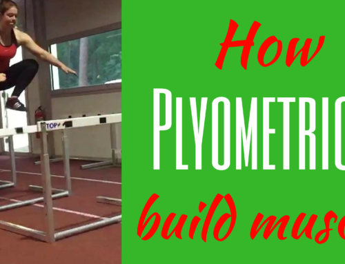How Plyometrics build muscle in 3 steps