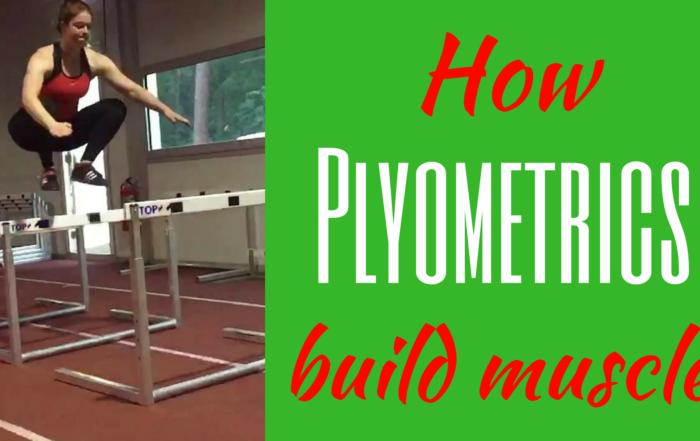 How Plyometrics build muscle