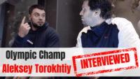 Interview with Aleksey Torokhtiy Olympic Champion 2012 Olympic Weightlifting
