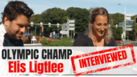 Elis Ligtlee interviewed Olympic Champion Track Cycling 2016