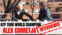 Àlex Corretja interview Àlex Corretja tennis