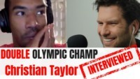 Christian Taylor interview Christian Taylor triple jump