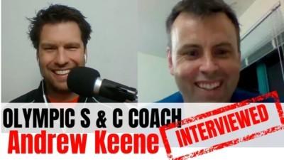 Andrew Keene interviewed interview with Andrew Keene