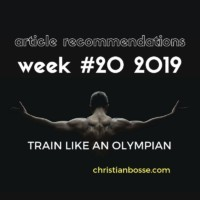 best fitness and strength training articles of week 20 2019