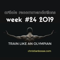 best fitness and strength training articles of week 24 2019