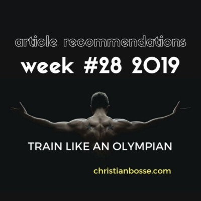 best fitness and strength training articles of week 28 2019