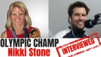 Nikki Stone inter view nikki stone olympic gold medalist