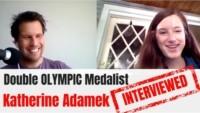 Katherine Adamek interview Katherine Adamek Short Track Speed Skating Katherine Reutter Adamek