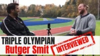 Rutger Smit interview rutger smit olympian interviewed