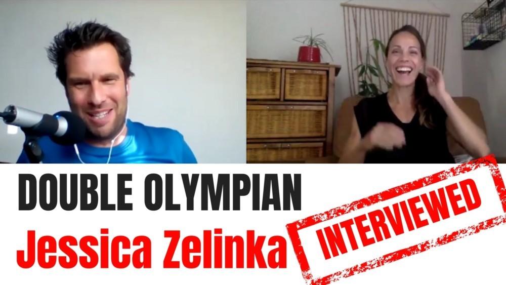 Jessica Zelinka Jessica Zelinka interview Jessica Zelinka heptathlon Jessica Zelinka track and field
