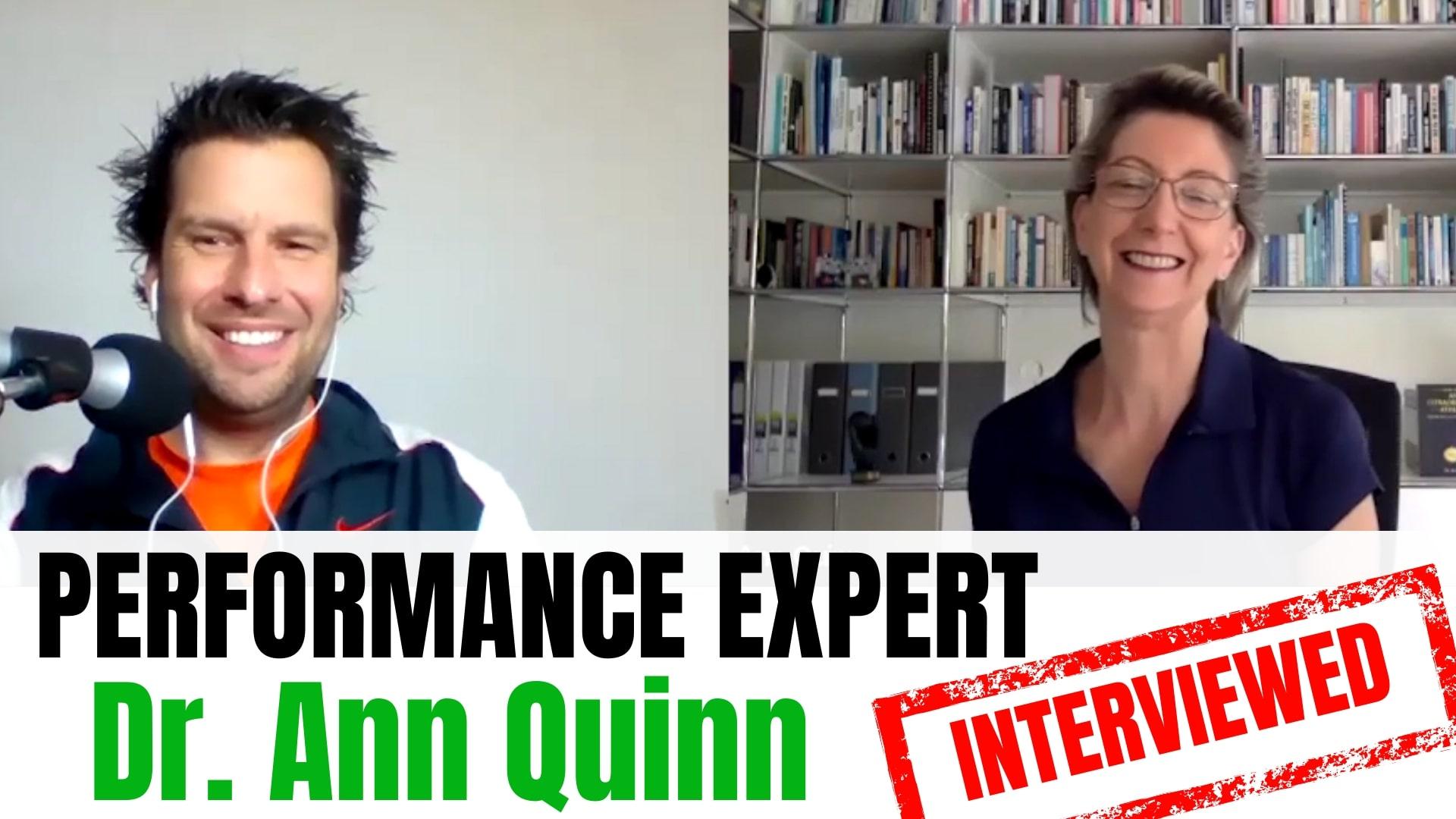 Ann Quinn Ann Quinn tennis Ann Quinn interview