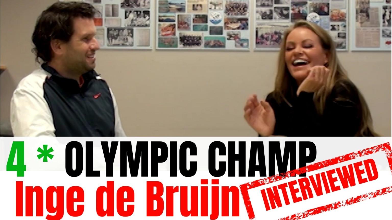 Jessica Zelinka: Olympic athletes interviewed Episode 54-2