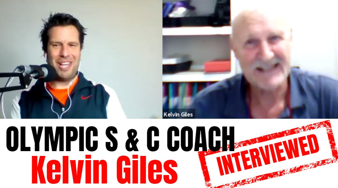 Kelvin Giles Kelvin Giles interview