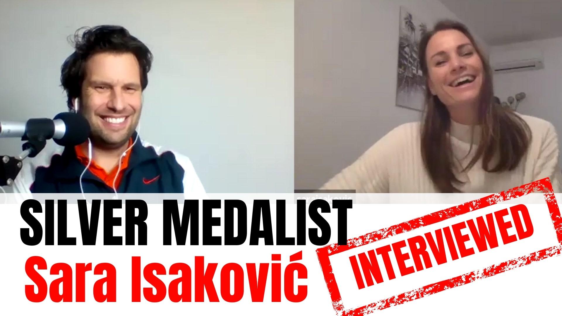 Sara Isaković Sara Isaković interview