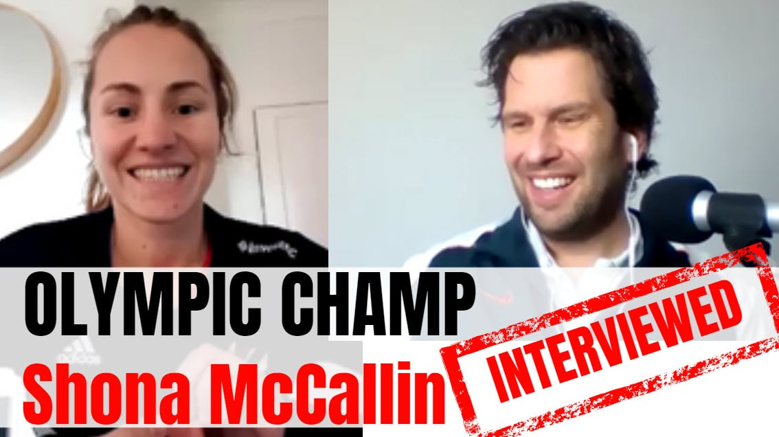 Shona McCallin Shona McCallin interview