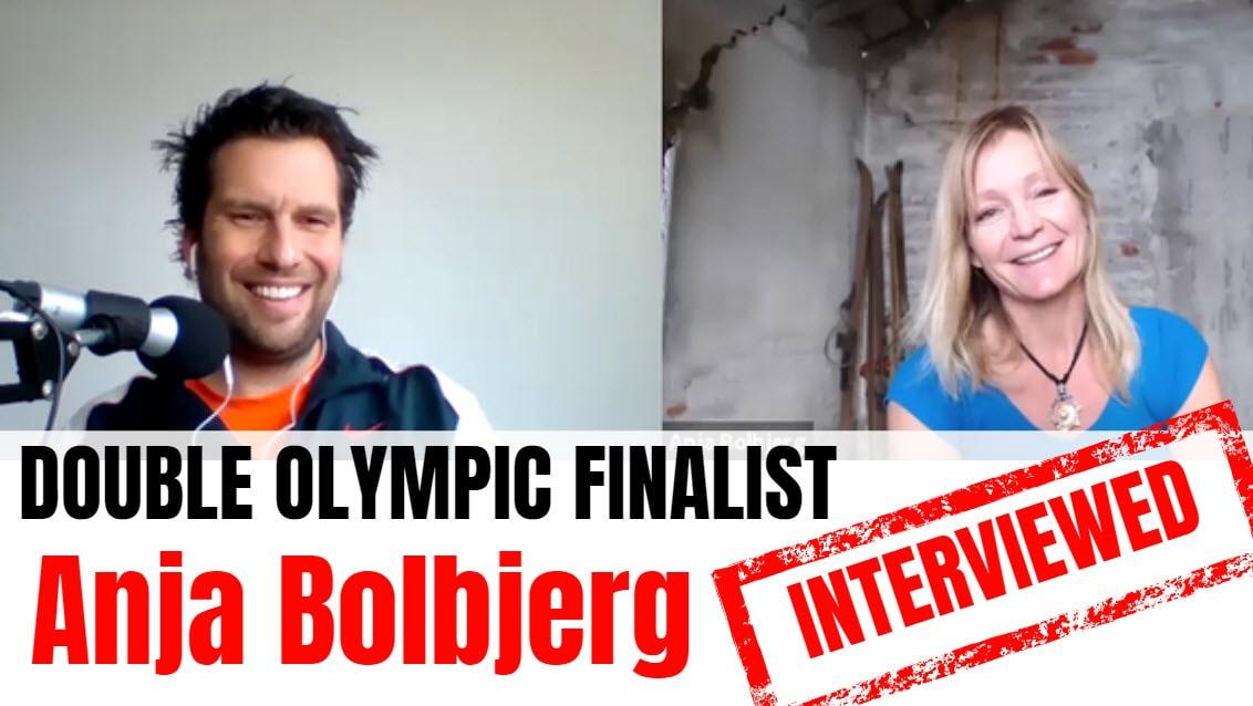 Anja Bolbjerg Anja Bolbjerg interview