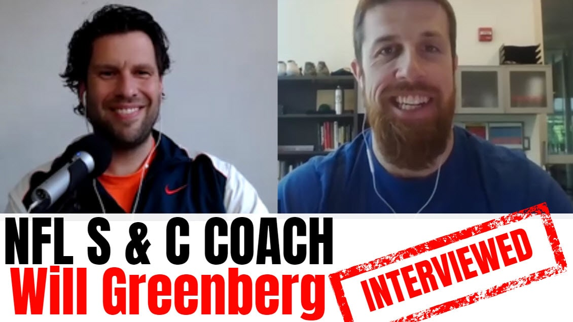 Will Greenberg Will Greenberg interview