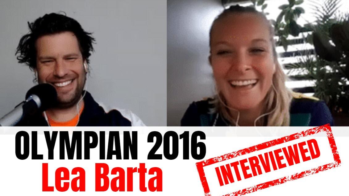 Lea Barta Lea Barta interview Lea Yanitsas Lea Yanitsas interview