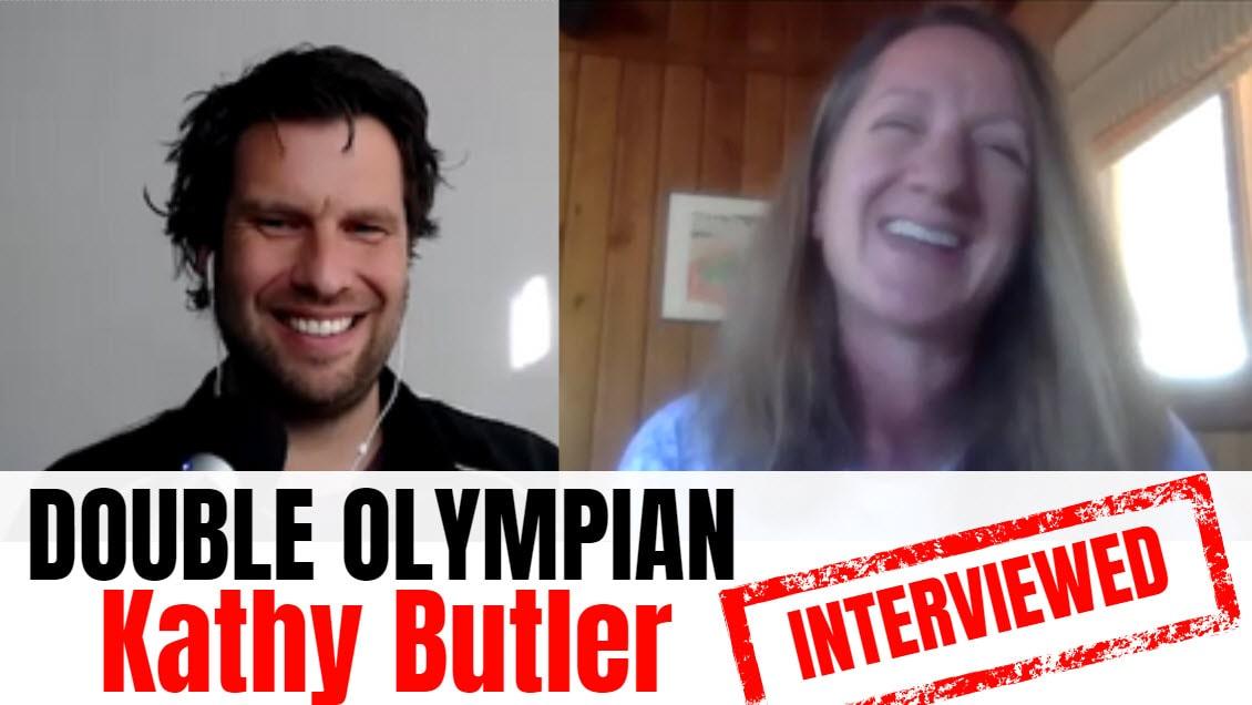 Kathy Butler Kathy Butler interview